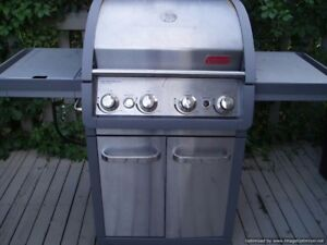 Coleman Even Heat 4-Burner BBQ