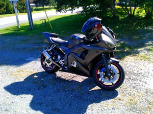 2003 YAMAHA R6 FOR SALE!!! package deal