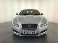 2013 JAGUAR XF LUXURY DIESEL AUTOMATIC LEATHER INTERIOR SAT NAV SERVICE HISTORY