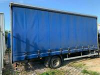 20FT CURTINSIDE BOX BODY FOR SALE