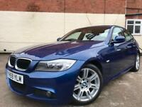 BMW 3 SERIES 2.0 318d M Sport 6 Months Warranty 12 Months Breakdown