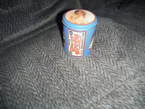 Pepsi-Cola Collector Tin a nickel drink worth a dime