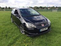 HONDA CIVIC TYPE R 2004 FACELIFT **HPI CLEAR** (px gti leon audi)