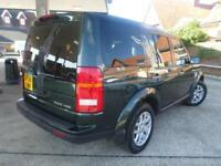 Land Rover Discovery 3 2.7 Tdv6 Hse Automatic 7 Seater DIESEL AUTOMATIC 2008/58