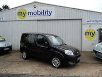 Fiat Doblo Gowrings Wheelchair Scooter Disabled Access Car WAV