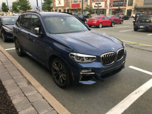 Almost Bran new BMW X3 M40i, under 3,400!