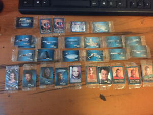 Hostess Star Trek Mini cards