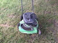Lawn boy self propelled lawnmower