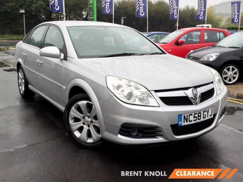 2009 VAUXHALL VECTRA 1.9 CDTi Exclusiv [120] 5dr
