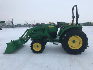 2016 4044M Compact Utility Tractor