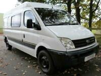 LDV Maxus 2 berth, rear bed campervan for sale Ref 138675