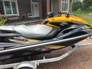 Yamaha FZS 1800cc Supercharged PWC  only 54 hours