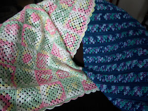 Baby blankets - newly made