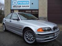 2000 (W) BMW 318i SE, FULL LEATHER, MV1 ALLOYS, GREAT CONDITION & DRIVE!