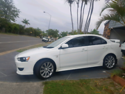 2009 Mitsubishi Lancer VR-X (low ks) Burleigh Waters Gold Coast South Preview