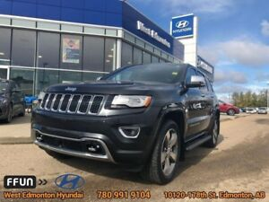 2015 Jeep Grand Cherokee OVERLAND  Overland-Navigation-Heated/Co