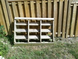PRESSURE TREATED STAIRS FOR SALE