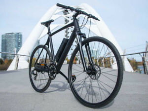 EC1 Standard - Carbon Fiber Electric Bike