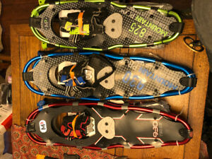 Brand New Snowshoes, still packaged new