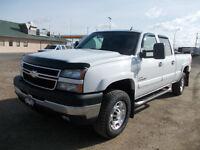 REDUCED PRICE!! 2007 Chevrolet Silverado 2500 Pickup Truck
