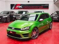 2014 Volkswagen Golf 2.0 TSI R 4MOTION 3dr MILLTEKI 420BHP 20 INCH ALLOYS