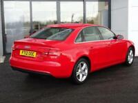 2012 Audi A4 1.8 TFSI SE 4dr