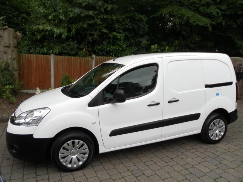 2015 15 REG Citroen Berlingo 1.6 HDi 850 90ps Enterprise Special Edition