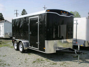 Enclosed Trailer for Rent