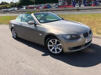 2007 BMW 325 Convertible 3.0i SE Automatic - FSH - Only 96000 Miles
