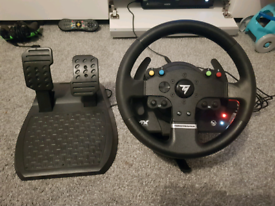 Thrustmaster wheel | Video Game Controllers For Sale - Gumtree