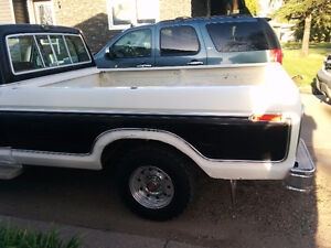 Looking for an 8 foot truck box for a 79 F-150 Moose Jaw Regina Area image 1