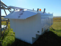 """Used 'NORTRUCK"""" Tool Shed's Starting @ $1895.00 Red Deer Alberta Preview"""