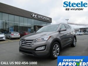 2015 HYUNDAI SANTA FE SE 2.0T AWD Leather Sunroof backup camera