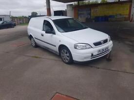 Vauxhall Astravan 1.7DTi 16v 2004 Envoy 12 Months MOT