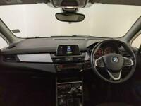 2015 65 BMW 216D ACTIVE TOURER SE PARKING SENSORS SAT NAV SERVICE HISTORY