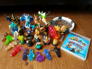 PS3 Skylanders Trap Team Bundle