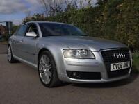 2008 Audi A8 3.0TDI Quattro Auto LWB ***233BHP***