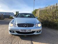 Mercedes-Benz CLK220 2.2TD CDI Auto Avantgarde Coupe 150 BHP - 83K LUXURY COUPE