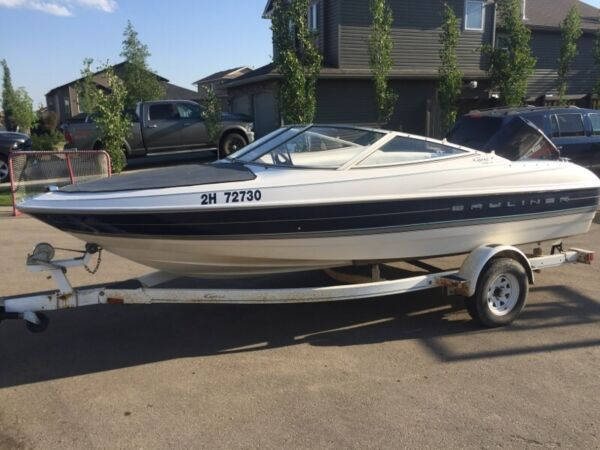 Used 1997 Bayliner Capri 1700 LS