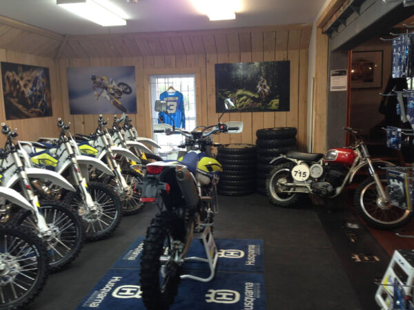Used 2016 Husqvarna Enduro
