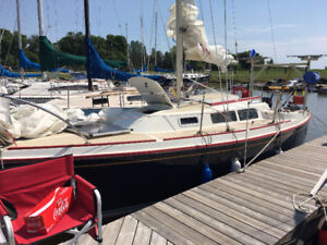 Temporary Price Reduction - Turnkey Sailboat For Sale