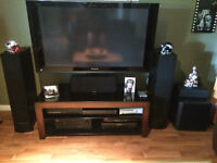 Complete Home Theater Paradigm System