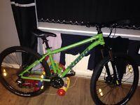 Kona bike brand new