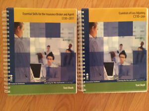 CIP Textbook: C130 - Essential Skills for the Insurance Broker