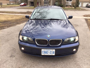 2004 BMW 330i with certify&emission mint condition. NO RUST