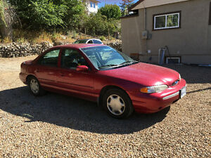 1995 Ford Contour Other