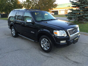 2006 FORD EXPLORER LIMITED 4X4*LEATHER*7PASS*MOON*LOADED