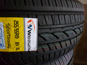 255 55 r 19 all season tires clearance sale