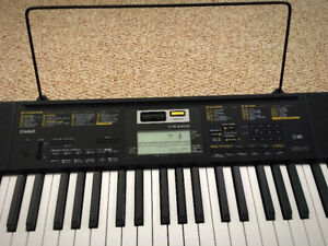 Casio Keyboard (portable piano)
