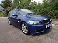 2006 BMW 320d M Sport Touring ++ FULL SERVICE HISTORY ++ LEATHER ++ DIESEL ++
